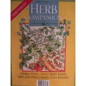 Herb Harvest (Herbal Pizza, Zingy Fruit Mints, Dryland Herb Garden