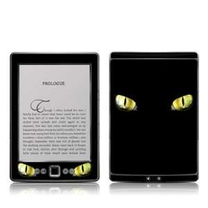 Cat Eyes Design Protective Decal Skin Sticker   High Gloss Coating for
