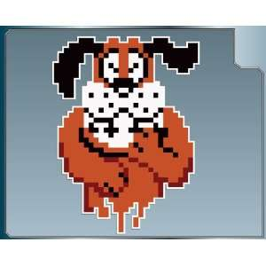 LAUGHING DOG sprite from DUCK HUNT vinyl decal sticker 6