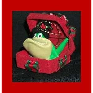 Looney Tunes Michigan J. Frog Christmas Ornament (1999