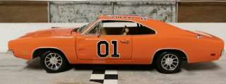 18 Ertl American Muscle Dukes of Hazzard General Lee 1969 Dodge