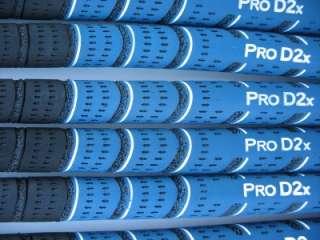 AVON BLUE/BLACK PRO DX2 MULTI COMPOUND GOLF GRIPS