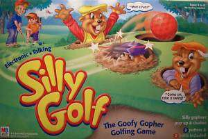 SILLY GOLF ELECTRONIC TALKING GOOFY GOLPER GOLF GAME