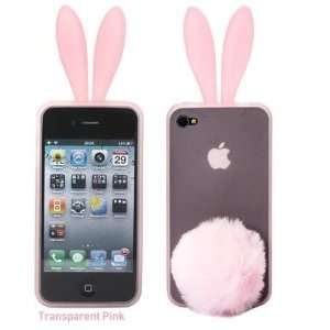 selling for iPhone 4 4th 4G Cute Bunny Rabbit Rabito Case   Pink Color