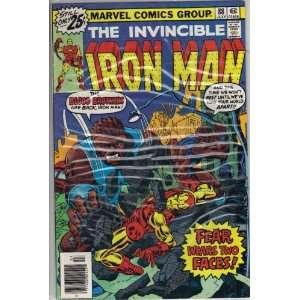 Iron Man #88 Comic Book