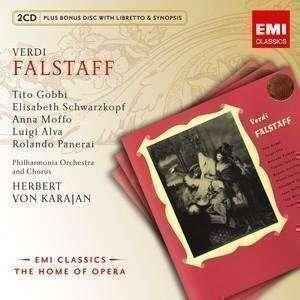 : Verdi: Falstaff: Verdi, Rossi, Taddei, Rovere, Protti, Monti: Music