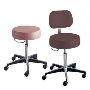 Moore Medical Deluxe Pneumatic Exam Stool W/ Back   Model