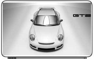 Car Porsche 911 Laptop Netbook Skin Decal Cover Sticker