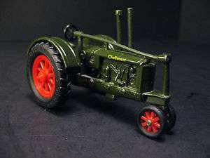 MASSEY HARRIS #F 2 CHALLENGER TOY TRACTOR Farm Ertl USA Mini 0816G