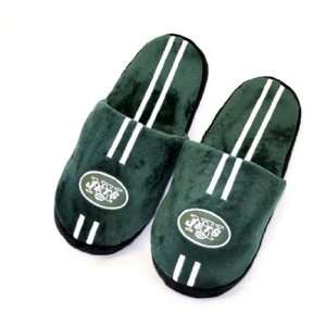 New York Jets NY Mens Slippers House Shoes: Sports & Outdoors