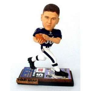 Todd Heap Ticket Base Forever Collectibles Bobblehead