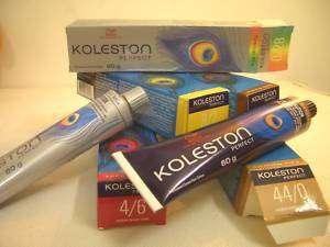 Wella Koleston Perfect Hair Color PURE NATURALS