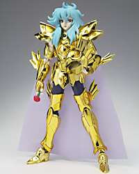 SAINT SEIYA Cloth Myth Gold Pisces Aphrodite FIGURE NEW