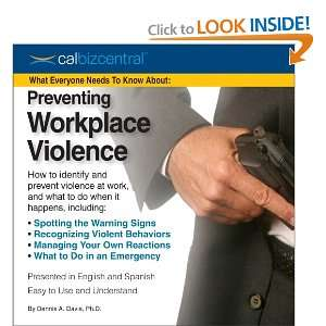 Preventing Workplace Violence (English and Spanish Edition
