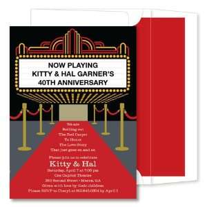 Collections   Invitations (Red Carpet)