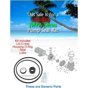 Sta Rite JWPA Series POOL PUMP Seal Replacement Kit