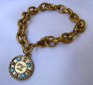 Avon Presidents Club 2003 Charm Bracelet