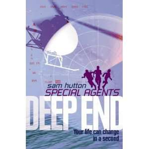 Deep End (Special Agents) (9780007182596) Sam Hutton Books