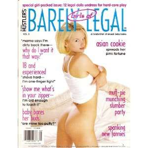 Hustlers Girls of Barely Legal #8 HUSTLER Books