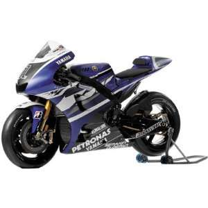 Toys 112 Scale Die Cast Yamaha MotoGP Lorenzo Bike Blue Toys & Games