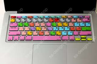 Final Cut Pro Shortcut Keys Mac Keyboard Sticker Decal Art for Apple
