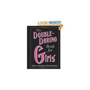 DOUBLE DARING BOOK FOR GIRLS Bughanan & Peskowitz  Books