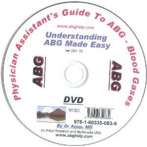 Gases   ABG. Includes book on ABG.: Dr.Anup. MD, R Joshi: Movies & TV