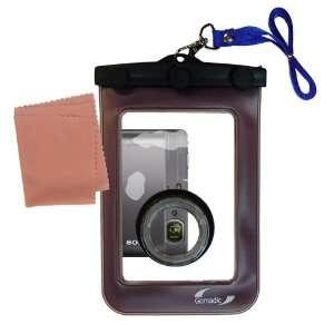 Clean n Dry Waterproof Camera Case for the Sony Cyber shot DSC TX5