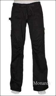 Koi Lindsey Scrub Cargo Pocket Pant Black   Size XSmall