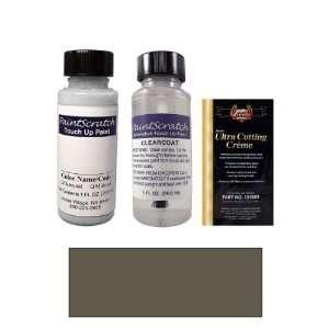 Oz. Carbon Gray Metallic Paint Bottle Kit for 2011 Porsche Panamera