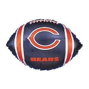 Chicago Bears Football Balloon   NFL licensed Toys & Games