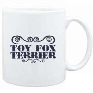 Mug White  Toy Fox Terrier   ORNAMENTS / URBAN STYLE
