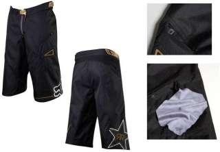 2012 Fox RockStar Demo Baggy Cycling bike Shorts all sizes