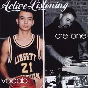 Active Listening Vocab Malone & DJ Cre One Music