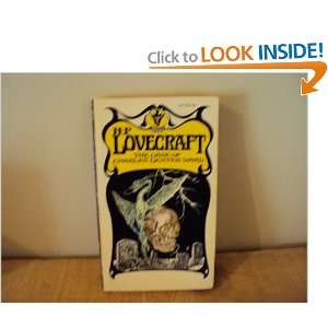The Case of Charles Dexter Ward H.P. Lovecraft Books