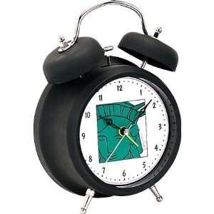 New York NY Statue of Liberty Double Bell Alarm Clock
