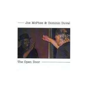 The Open Door: Joe McPhee, Dominic Duval: Music