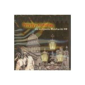 CON LA ORQUESTA MELODIAS DEL 40 Music