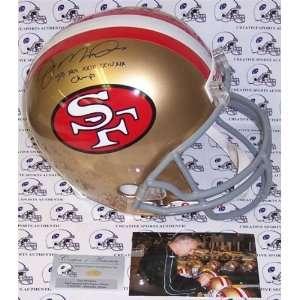 Joe Montana Autographed/Hand Signed San Francisco 49ers