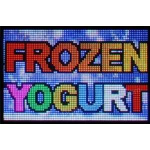 Full Color Indoor/Outdoor Programmable Message Sign   32H