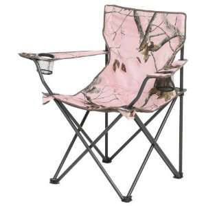 Game Winner Hunting Gear Womens Pink Realtree AP Chair Sports