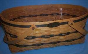 Longaberger 1999 Traditions GENEROSITY Basket Set