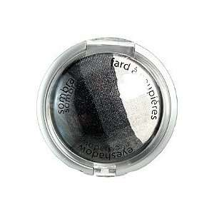 Palladio Baked Eyeshadow Trio Black Tie (Quantity of 4