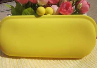 Silicone Paper Maney Soft Purse Wallet Coin Case Bag Mothers Day Gift