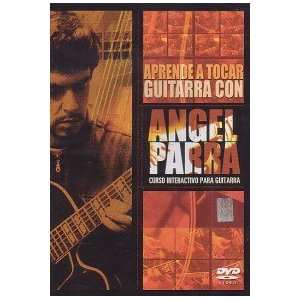 Aprender a Tocar Guitara Con Angel Parra: Movies & TV