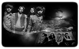 Kings of Leon iPad Tablet Skin Decal Cover Protector