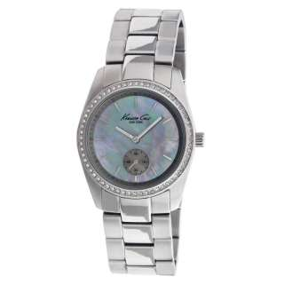 Kenneth Cole Ladies Mother of Pearl Dial Bracelet Watch