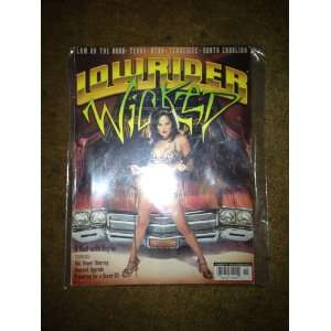 LOWRIDER MAGAZINE     OCTOBER 1999 ISSUE: LOWRIDER: Books