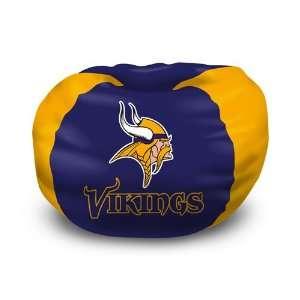 Minnesota Vikings NFL Team Bean Bag by Northwest (102 Round)