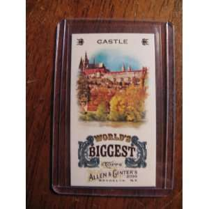 2010 Topps Allen and Ginter Mini Worlds Biggest #WB3